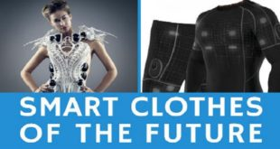 What is the clothing of the future