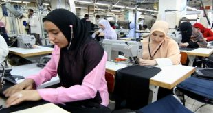 textile industry in Egypt