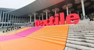 intertextile exhibition Entrance