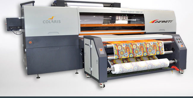 Zimmer Austria presents Colaris printer at SGIA expo