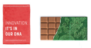 KOHAN_JOURNAL_MIDDLE_EAST_TEXTILE_Swiss-Textile-Machinery-campaign_chocolate