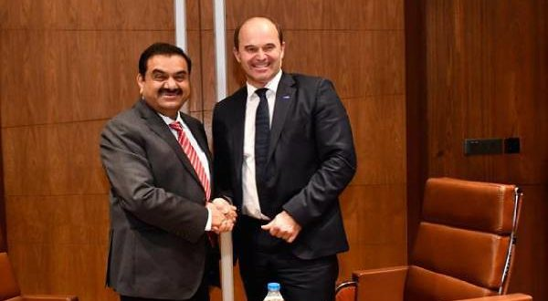 BASF, Adani to evaluate investment in acrylics value chain