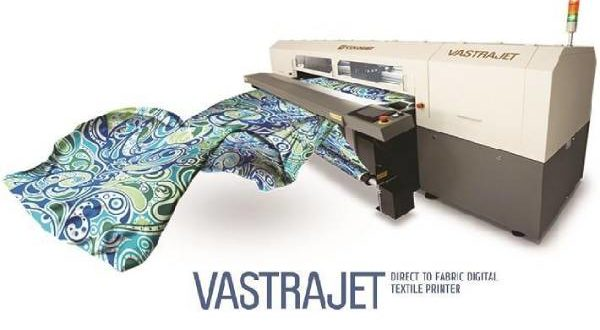 Colorjet to showcase digital printer Vastrajet at GTTES
