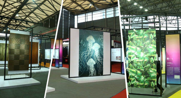Domotex China ; Showcase your products in a unique way!