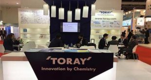 Toray to integrate textile manufacturing subsidiaries