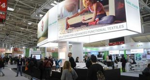 Karl Mayer attracts huge number of visitors at ISPO Munich
