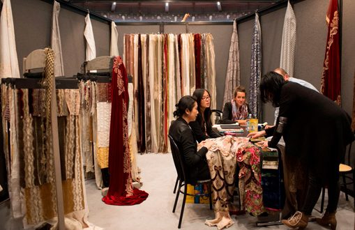 PROPOSTE 2019 ; World Preview of Furnishing Fabric and Curtains