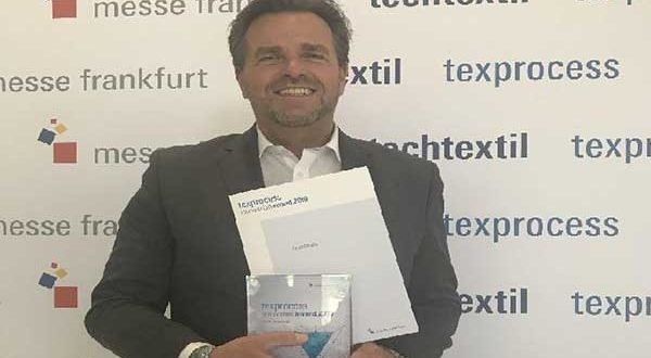 Lectra gets Texprocess Innovation Award