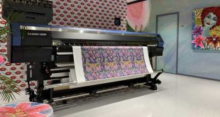 Mimaki Hybrid Printer Demonstration at ITMA 2019 Emphasises Accessibility of Textile Printing