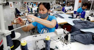 Vietnam's apparel and textile export jumps by 10.3%