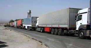 Dlrs 46 m worth of goods exported from Kashan