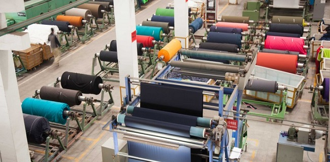 Iran's Textile Industry