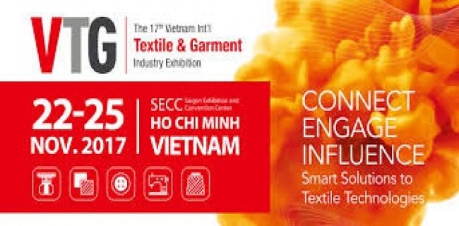 Vietnam textile and apparel accessories expo