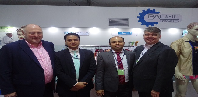 DTG Bangladesh and KARL MAYER's successful participation