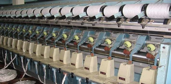 Indian textiles sector
