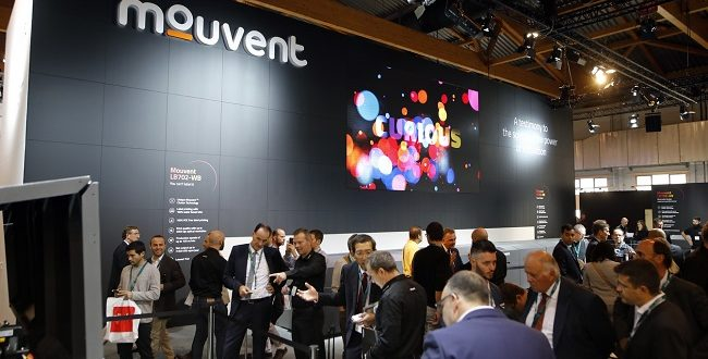 Mouvent enters into strategic partnerships with key distributors for its digital textile printing solutions