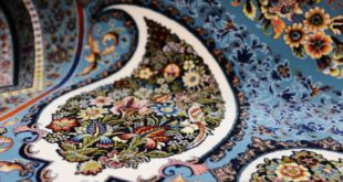 An American expert explain about Persian Carpet Masterpiece