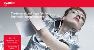 Avantex Paris – THE International fair for innovative textile!