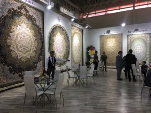 Tehran International Floor Covering and Machine made Carpet exhibition @ Tehran Permanent International Fair Ground