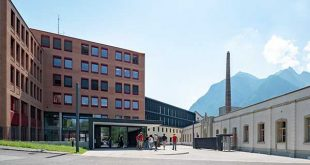 Heat-recovery and exhaust air pollution control at Getzner AG in Bludenz, Austria