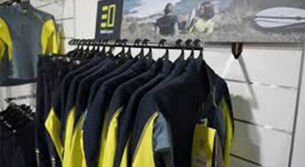 Water sports apparel: environmental sustainability and performance features are key