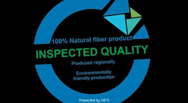 OETI develops certification for natural fibre products