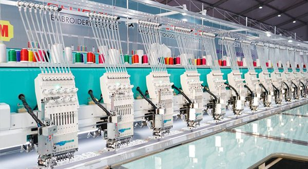 Computerized Embroidery Machine: Challenges and Innovations