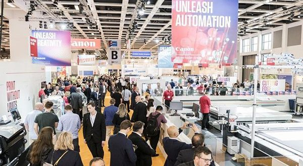 Digital, textile printing experts to gather at FESPA