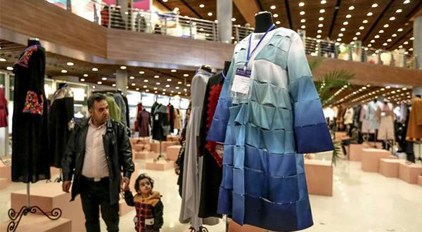 Iran textile exports up 6% in value in 2018: Official