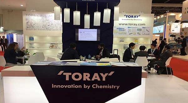 Toray net sales up 8.3% to $21,521 mn in 2018-2019
