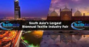 Textile Asia to be one of the largest biannual Textile Industry Fair