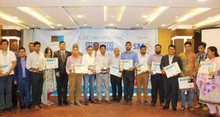 13 Bangladeshi RMG factories received 'G. Güldenpfennig-RMG Times Best Practice Award 2019'