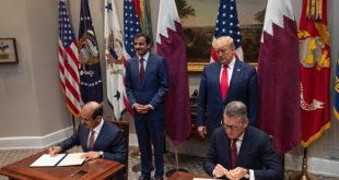 Qatar Petroleum , Chevron Phillips to setup petrochem plant