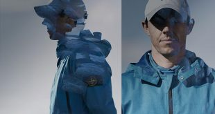 Nike and Stone Island Bring Innovative Craft to the Links