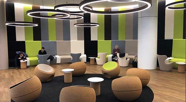 ATMYSPHERE: DOMOTEX to showcase solutions for acoustic flooring