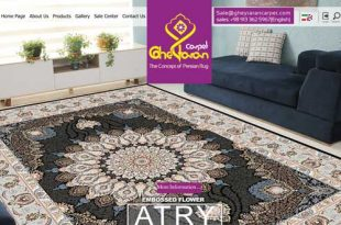 Gheytaran Carpet ; The First Manufacturer Of 1500 Reeds Carpet In The World