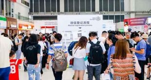 ISPO Shanghai sees latest sports trends and products