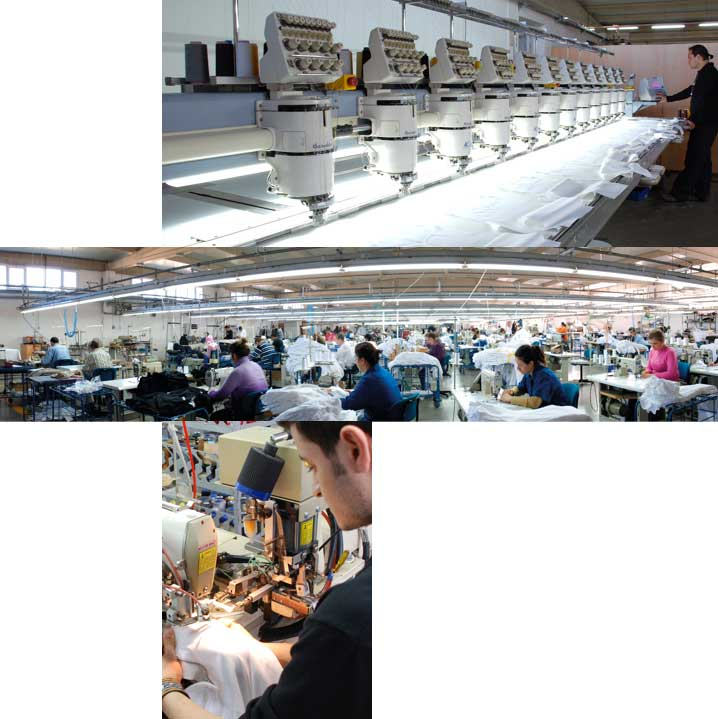 Sina Textile expanded its capacity
