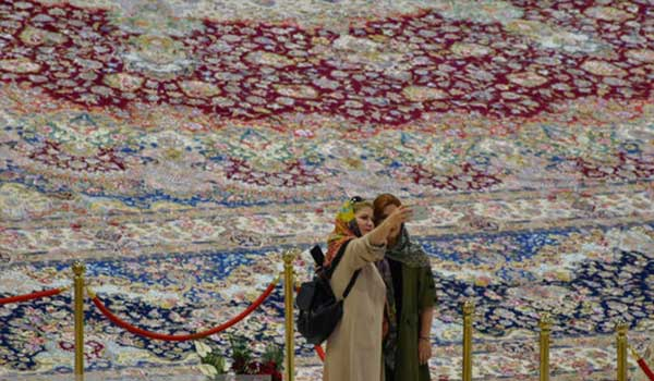 largest carpet