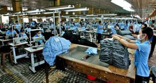 garment and textile industry
