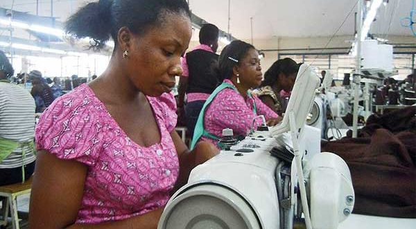 GEPA focused on supporting Ghana's textile exports!