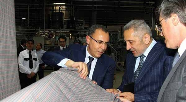 Textile Vita Couture-Diprints invests 220 Million DH in two factories in Tangier