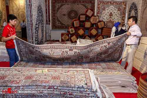 Iran Handmade Carpet Exhibition