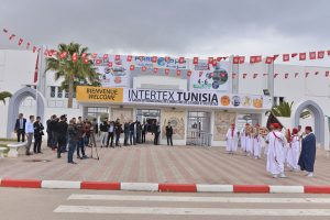 Intertex Tunisia 2020 @ foire internationale de Sousse