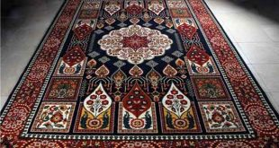 Machine-made Carpets on Display at Int'l Expo in Tehran