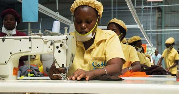 E. AFRICAN BLOC SEEKS TO SPUR DEMAND FOR LOCAL TEXTILES