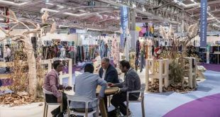 Nearly 648 exhibitors took part in Apparel Sourcing Paris