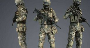 IRANIAN RESEARCHERS DEVELOP SMART UNIFORM FOR SOLDIERS