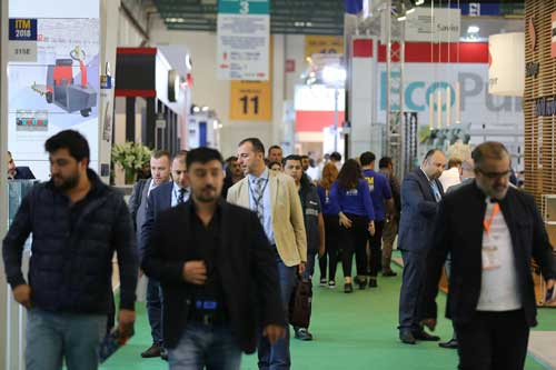 ITM brings together European and Asian suppliers and buyers. © ITM
