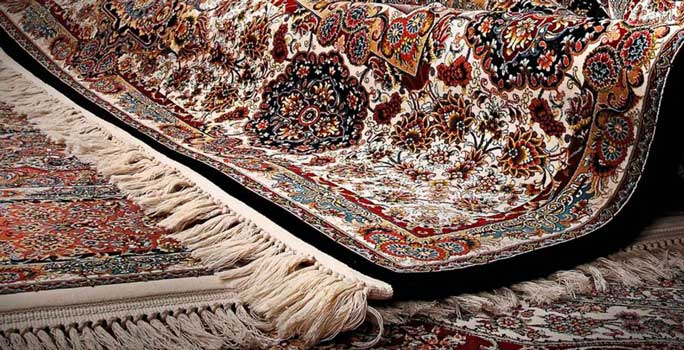 Zomorod Mashhad Carpet